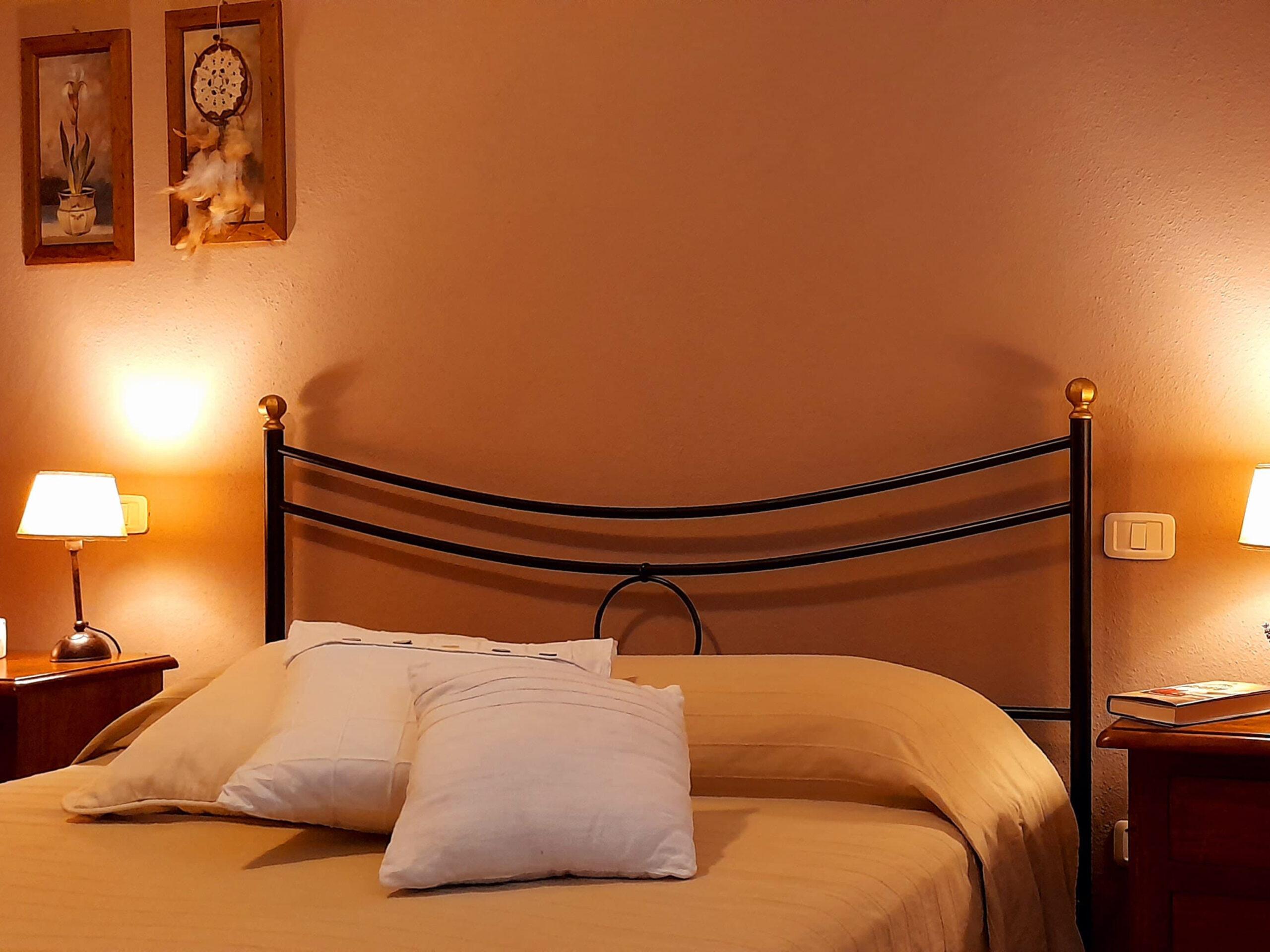 Casale Santo Stefano - Casa Amelia camera letto 2